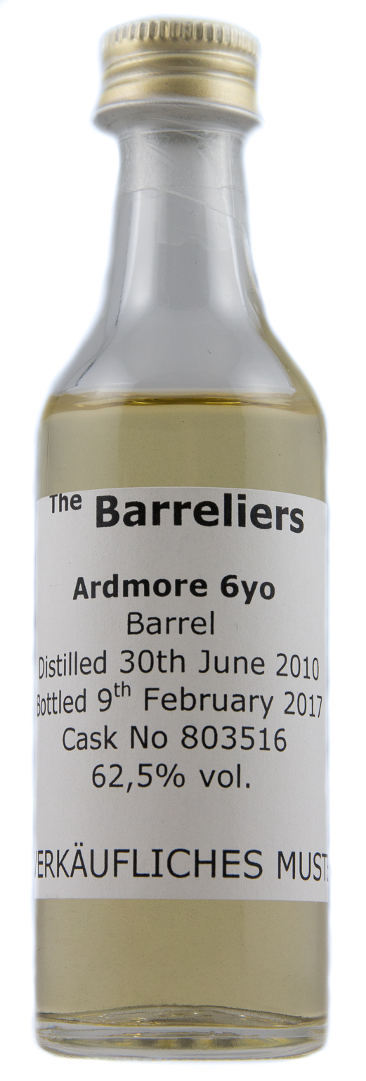 Ardmore 6yo The Barreliers